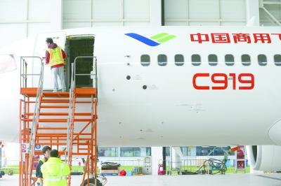 国产大飞机C919今日首飞 整体国产化率达50%以上