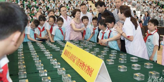 每年超20万儿童意外伤害死亡,湖南开展急救知识进校园