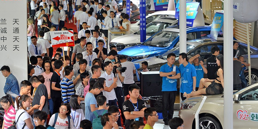 2017湖南车展落幕 5天共售车2万余台