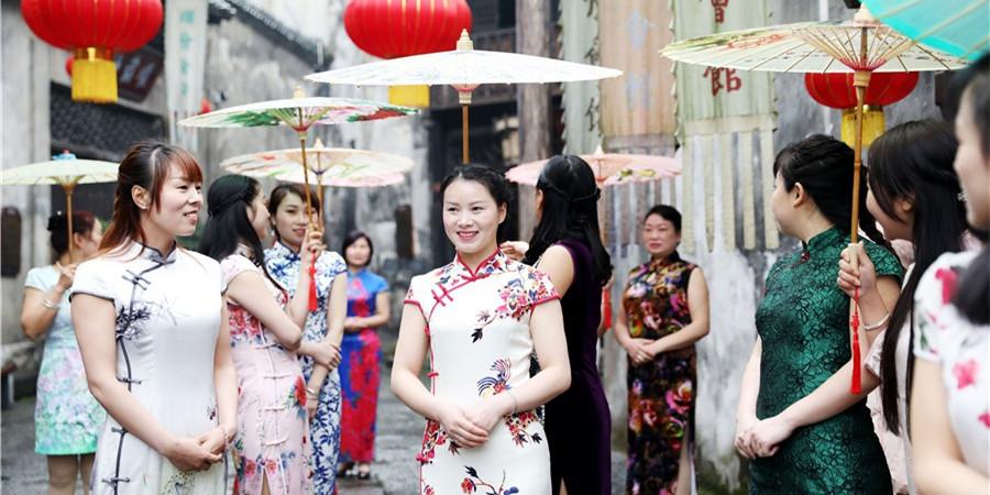 湖南洪江:快乐旅游 幸福生活