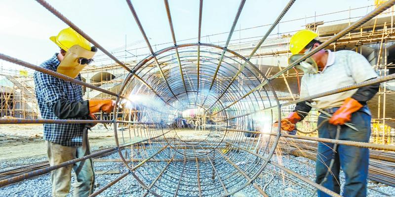湘西民族文化园建设忙 预计8月底对市民开放