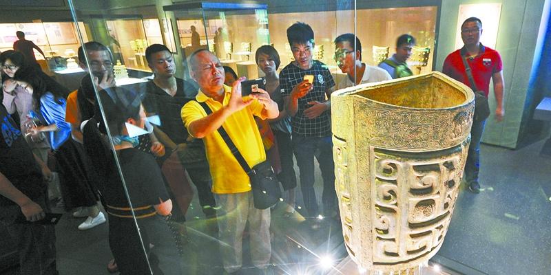 """听文物讲""""长沙故事"""" 长沙历史文化陈列免费开放"""