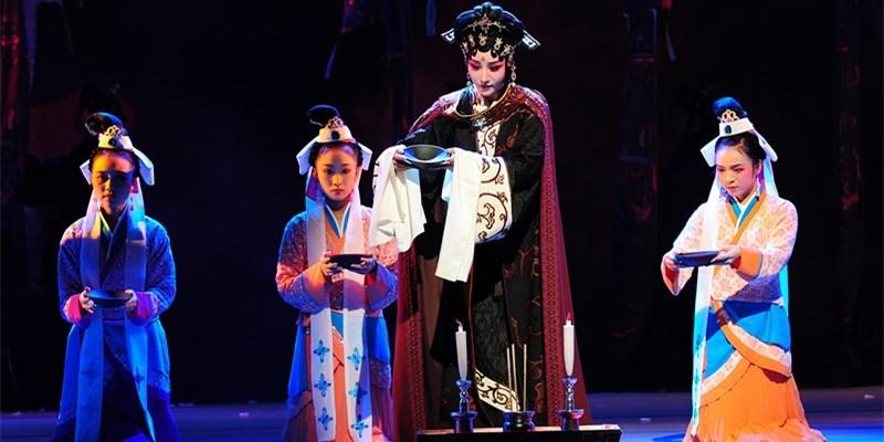 新编京剧《辛追》打磨后首演 即将赴南京参加京剧艺术节