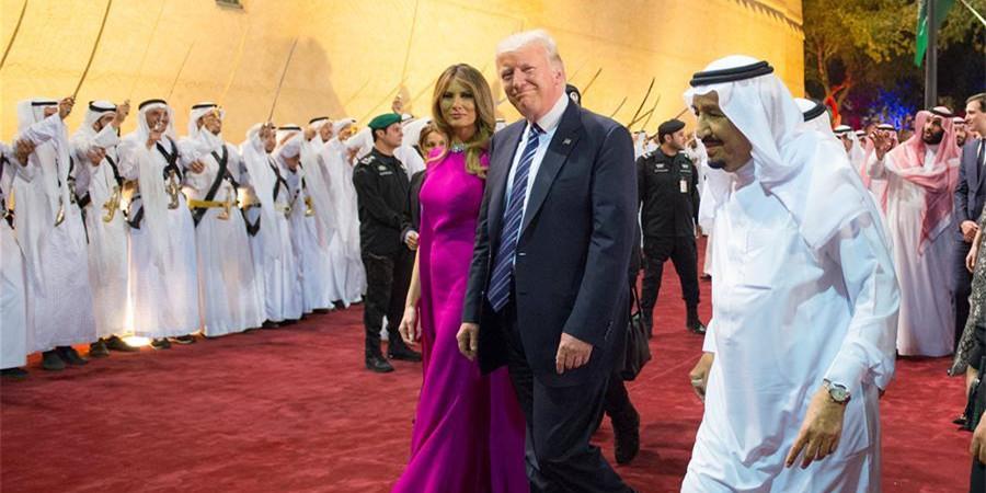 美国和沙特达成1100亿美元军售协议