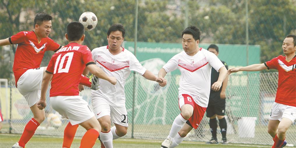 湖南省直单位首届五人制足球赛收官
