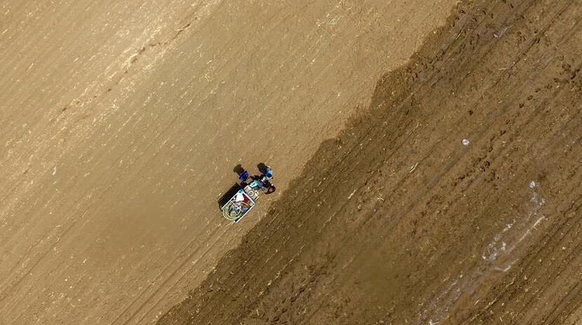 辽宁因干旱农田缺墒1400余万亩 春播受影响