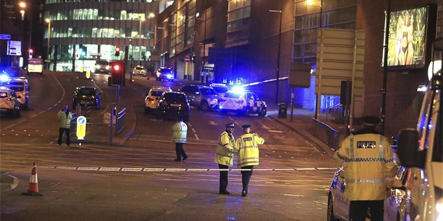 英国曼彻斯特一体育场发生爆炸造成死伤