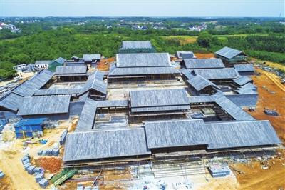 汨罗:屈子文化园核心景区端午开园 计划投资4亿余元
