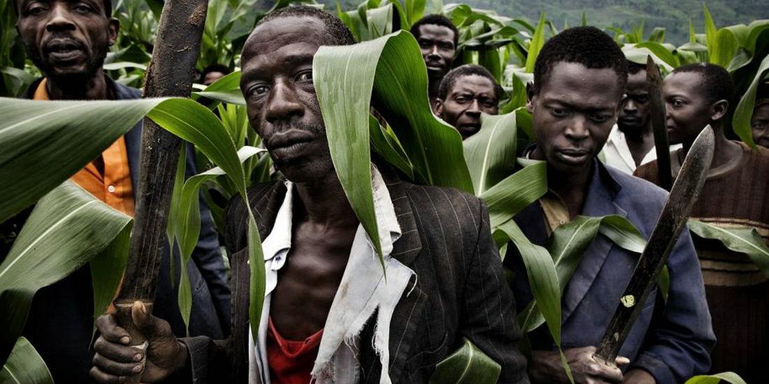 珍贵影像:这些非洲照片一定让你震撼