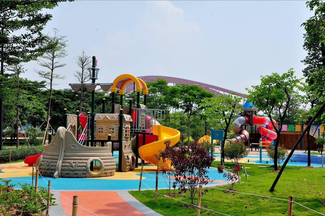益阳:鱼形山将建大型室外乐园