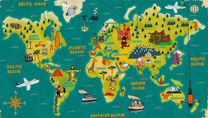 你一定想不到的那些各国世界第一