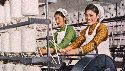 光靠男人养不起家,中国女性劳动率世界第一