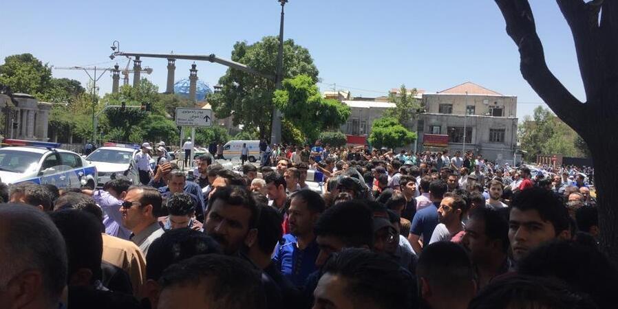 伊朗发生袭击事件 已造成至少12死39伤
