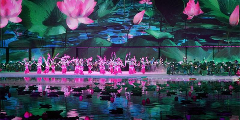 湖南・益阳首届洞庭湖生态文化旅游暨水上运动节举行