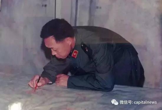 中将之子催泪告白:来世还做父子兵 - 国内动态 - 华声 ...