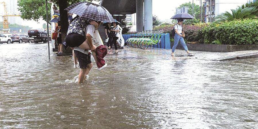 湖南迎入汛以来最强暴雨 已致5市州34万人受灾