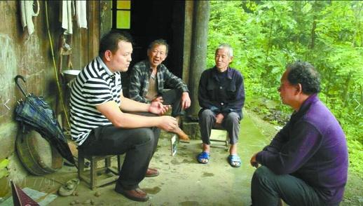 安化县白沙溪村:公司落户贫困村