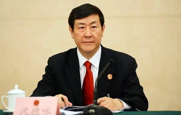 沈德咏向战斗在抗洪斗争一线的湖南法院干警表示问候