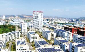 【共舞长江经济带】云南培育具有国际水平的产业集群