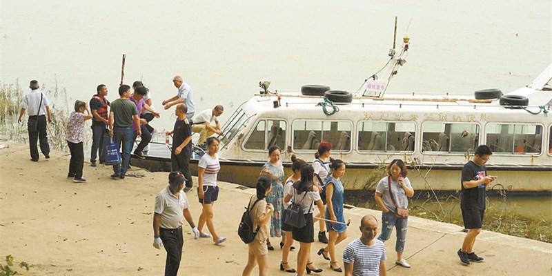 岳阳市君山岛公园恢复开放