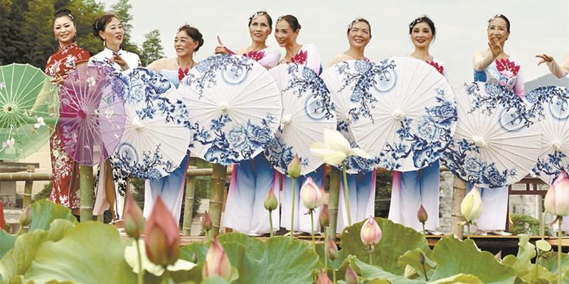 醴陵首届乡村旅游节开幕