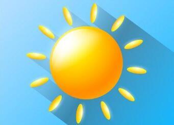 11日强降雨持续 12日起全省迎晴热高温天气