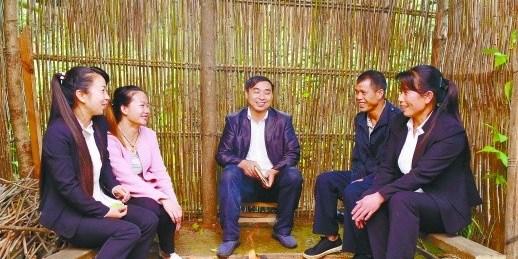 """怀化市大坪村:共享""""旅游富民""""阳光"""