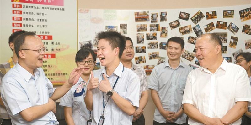 港澳台学生来湘实习