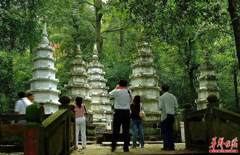 衡南岐山森林公园晋升国家级森林公园