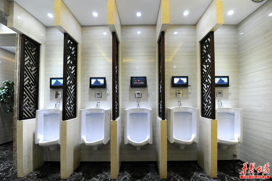 """湖南高速公路开展""""厕所革命"""" 265座服务区卫生间将改造升级"""