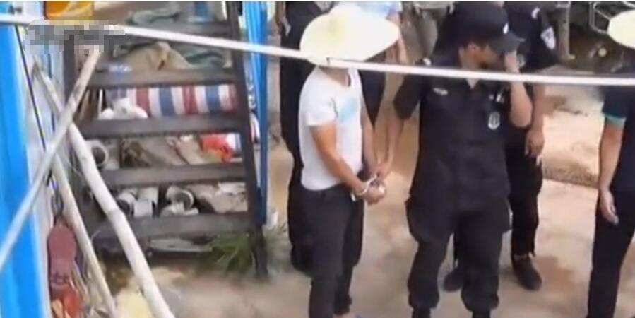 广西4村民为骗国家补偿 建60座假坟