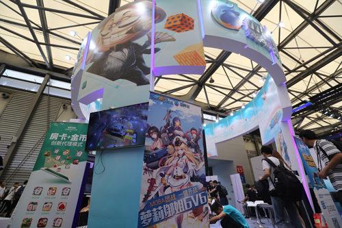 CJ首日中青宝VR现场火爆,VR游戏或成新一代娱乐主流
