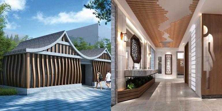 长沙将添五星级公厕!设第三卫生间 能听歌更衣