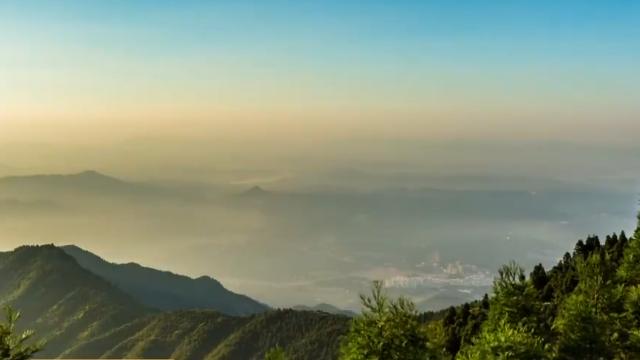 南岳衡山:避暑揽胜两相宜