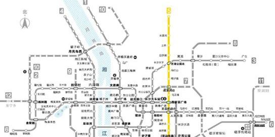 [一周湖南]长沙地铁5号线公布新站名 湖南本科录取人数创新高