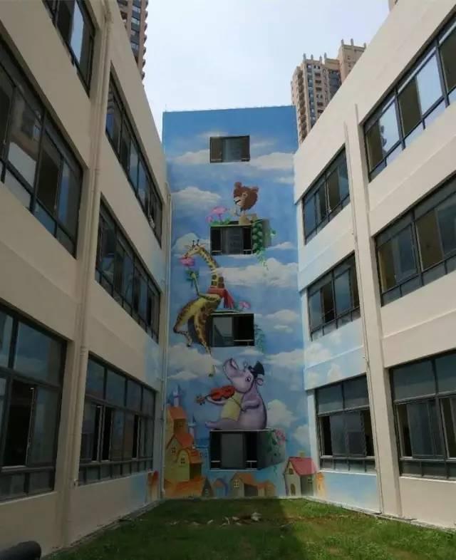 浏阳河幼儿园规划班级9个,今年秋季计划开班7个.