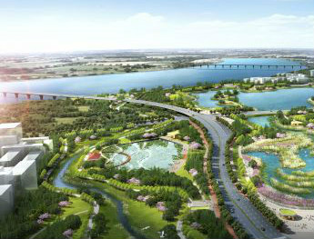 株洲:清水湖城市公园计划年底开工
