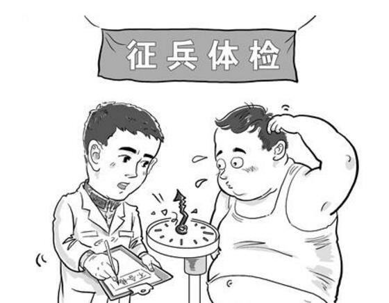 """今年征兵体检淘汰率""""爆表""""!十大问题引深思"""
