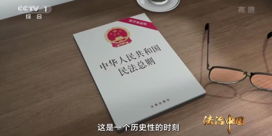 《法治中国》第二集《大智立法》