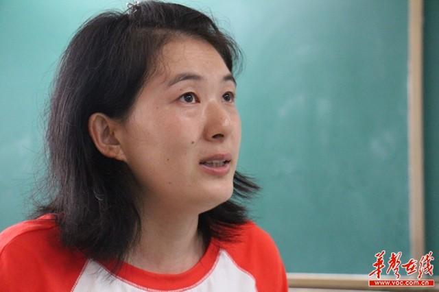 启智老师殷维维:用更多爱 照亮孩子的未来