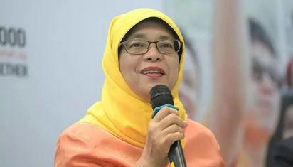 新加坡首位女总统为啥是马来人?