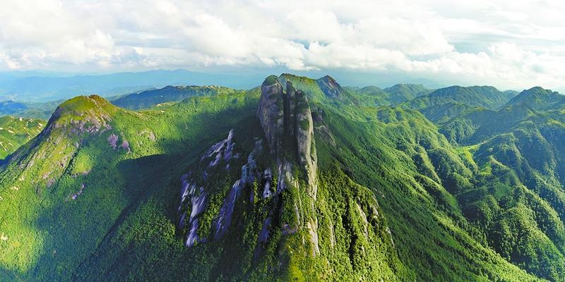 美丽湘江源国家森林公园