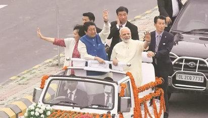 日本下血本帮印度建高铁 印网友不买账
