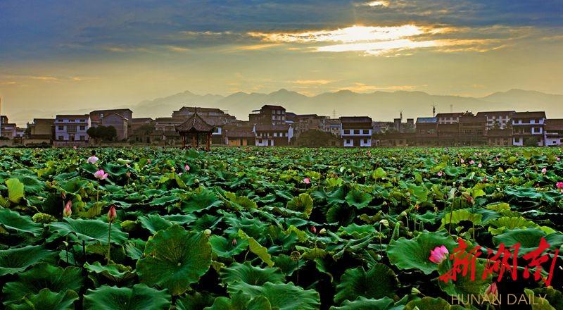湘西泸溪风景图片