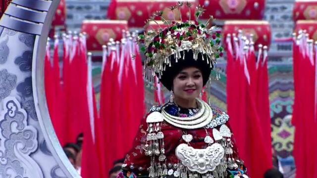 直播回看:湘西土家族苗族自治州成立60周年庆祝大会