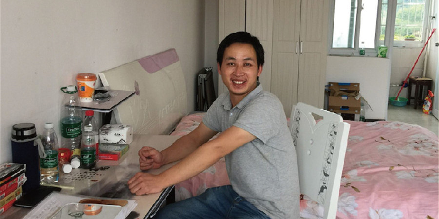[砥砺奋进的五年・成就展]浏阳市乡镇教师入住公租房