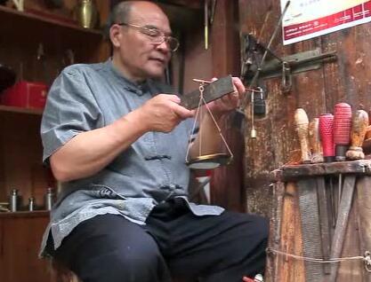 长沙非遗系列宣传片展播之太平秤