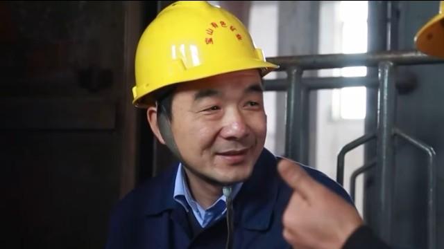 """陆新华:矿井下的""""技术达人"""""""