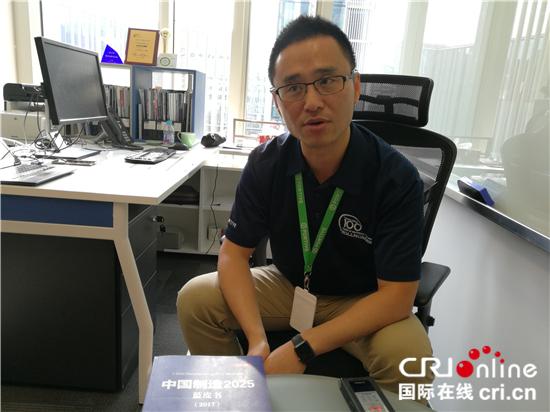 图片默认标题_fororder_科尔摩根公司中国及东南亚总经理刘伟峰注意到,近年来中国市场发生了一个积极变化,那就是地方政府对产业扶持力度在不断加大。郑治摄_副本