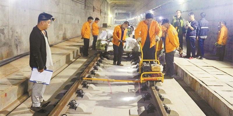 长株潭城际铁路西延线静态验收